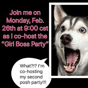 Other - 2nd Posh Party on Monday Feb 26th! 🎉